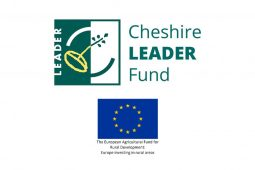 Grant from European Agricultural Fund for Rural Development and Cheshire leader fund